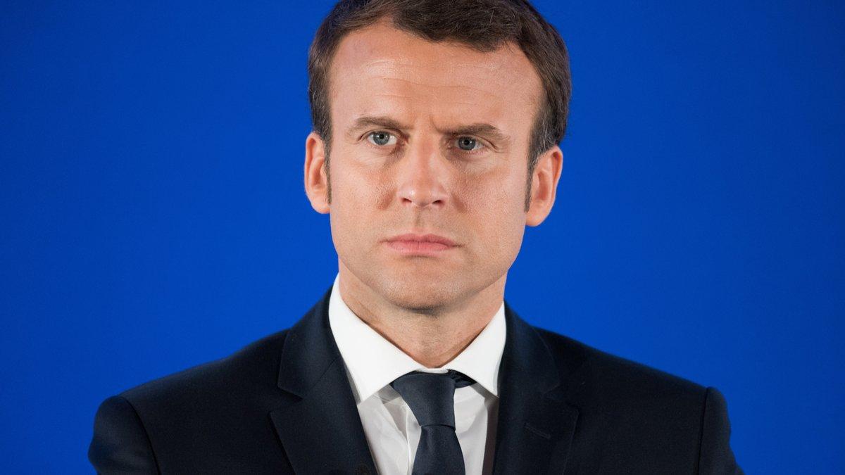 Emmanuel Macron © Frederic Legrand - COMEO / Shutterstock.com