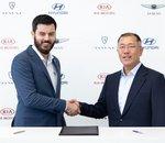 Hyundai et Kia investissent dans Rimac pour développer deux sportives électriques