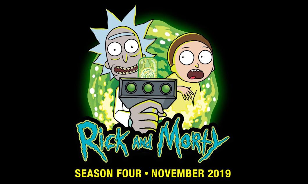La très attendue saison 4 de Rick & Morty sera diffusée en