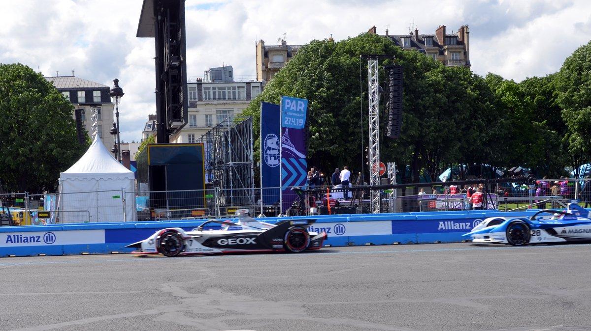 Grand prix formule E Paris