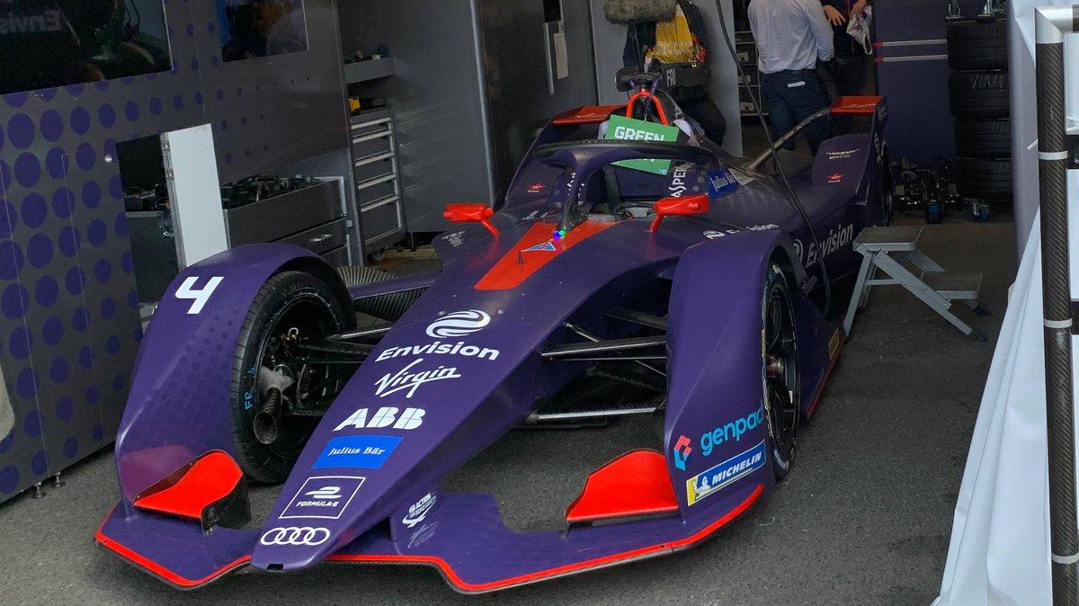 Formule E EVR