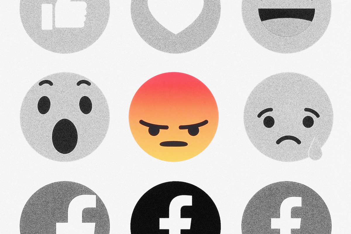 Facebook mécontent