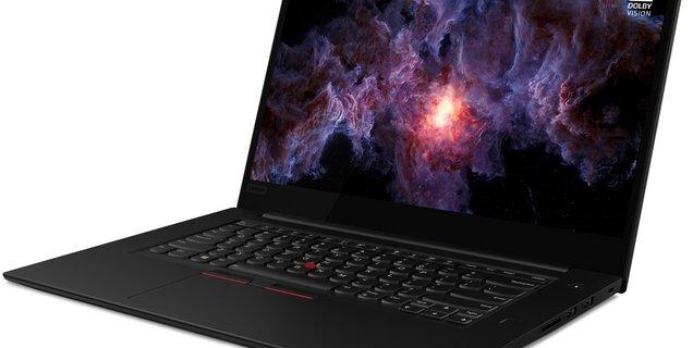 Lenovo met à jour son ThinkPad X1 Extreme : nouveaux CPU/GPU et dalle OLED au programme