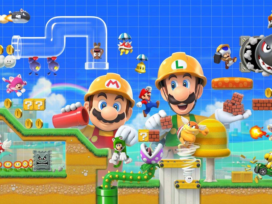 Super Mario Maker 2 : déjà plus de deux millions de niveaux créés