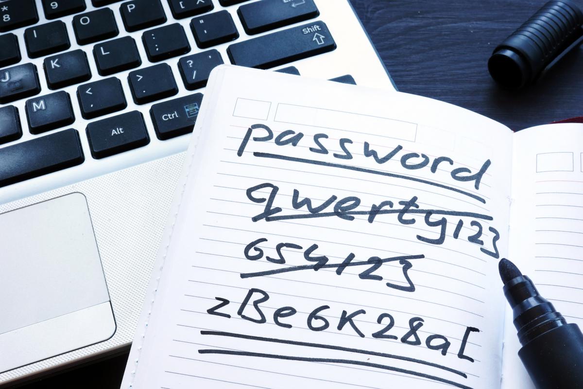 Password secure © Adobe Stock