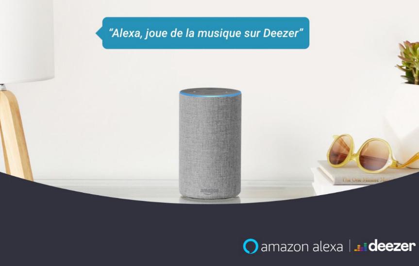 Deezer Alexa