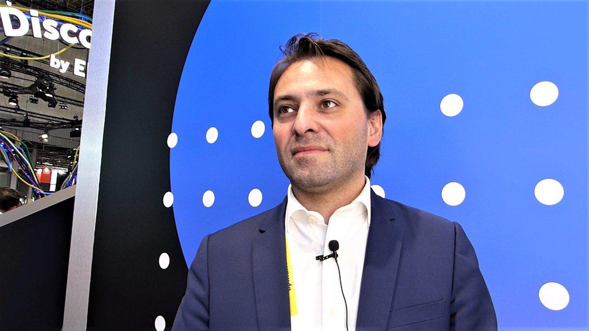 Luca Comparini (IBM Blockchain - VivaTech 2019)