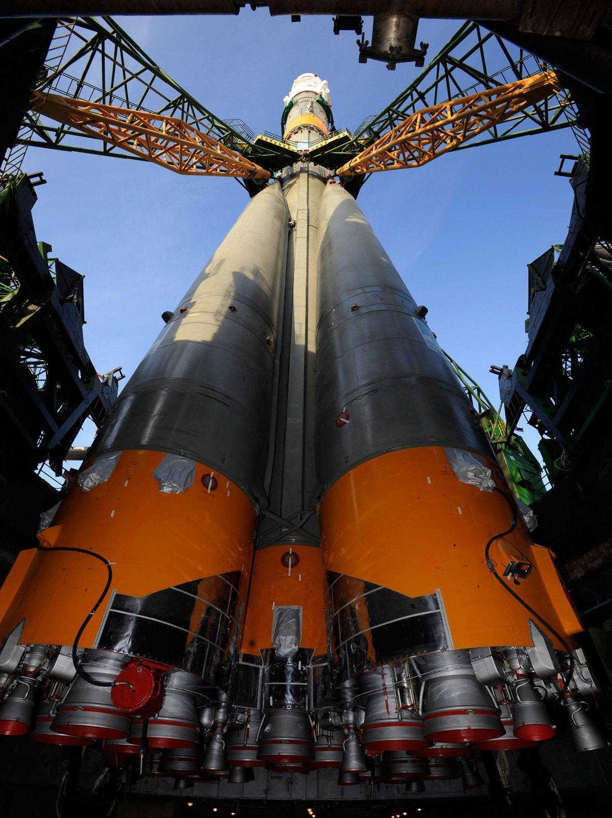 Soyuz TMA-13 - 2008