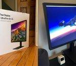 En toute discrétion, les Apple Store vendent désormais des moniteurs LG UltraFine 23,7