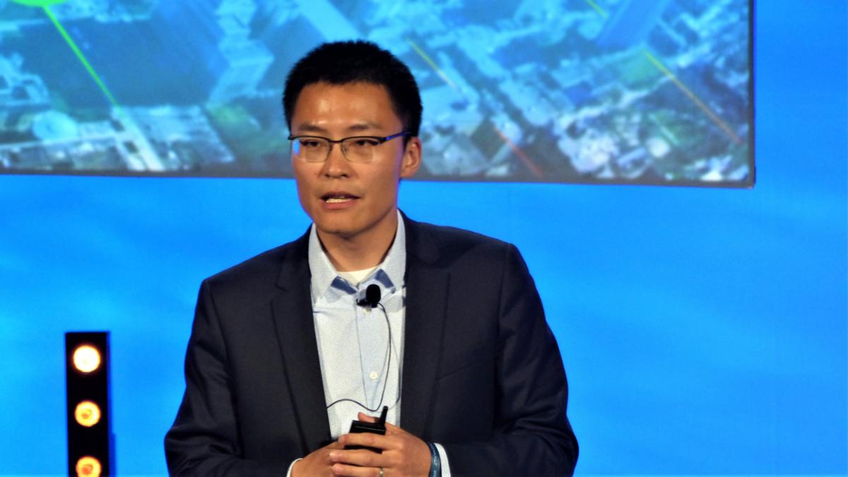 Shi Weiliang, DG France Huawei