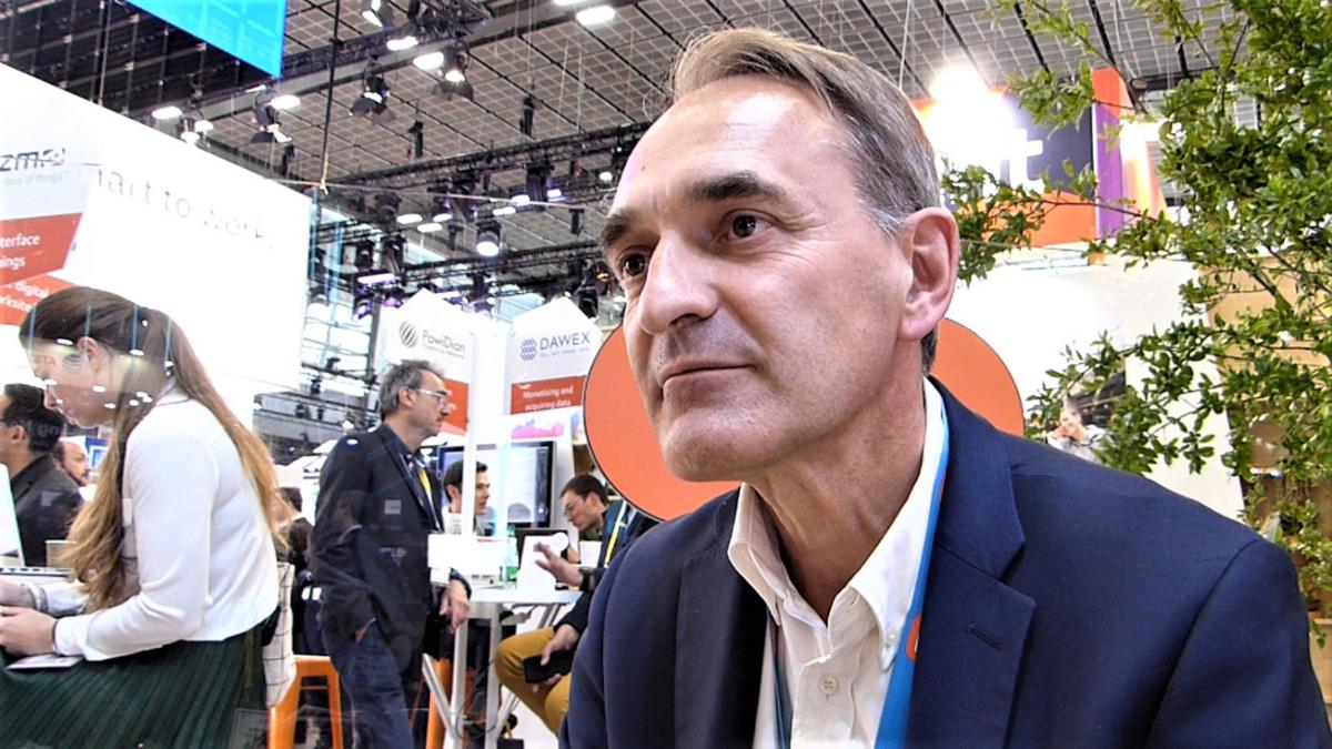 Christophe Lienard - Bouygues
