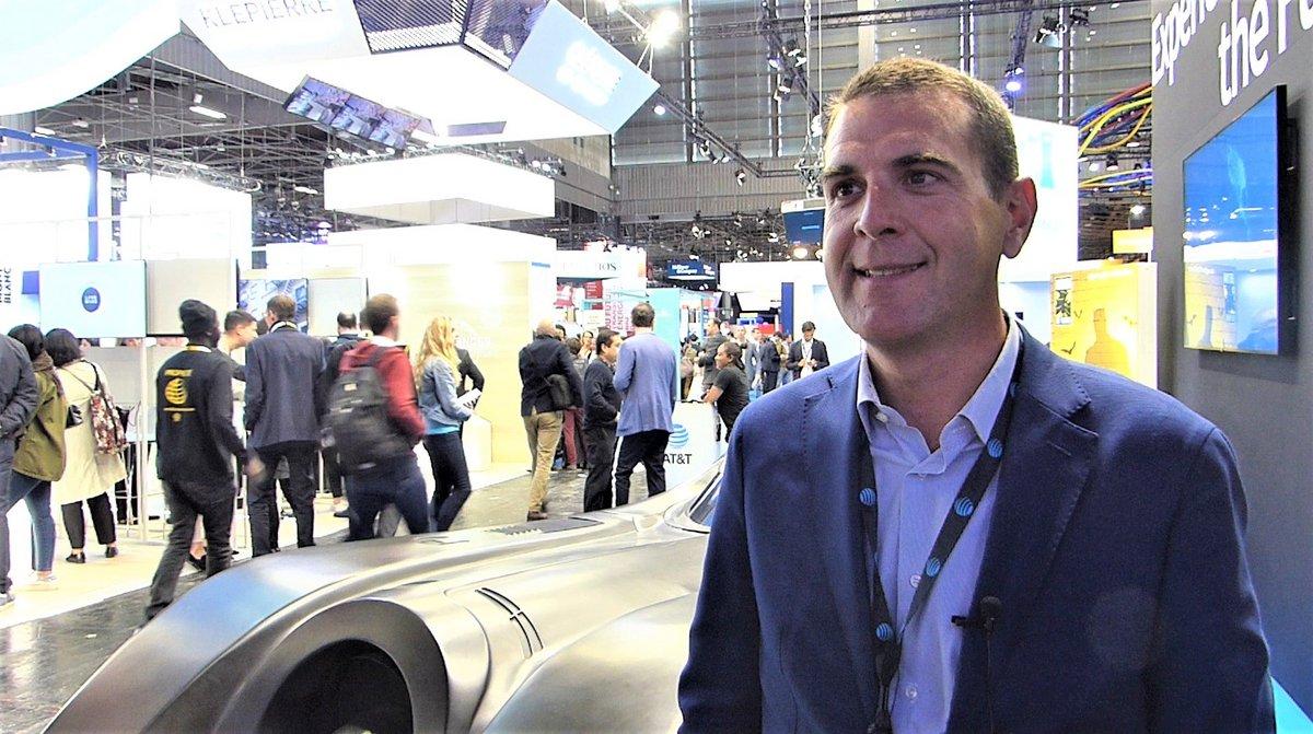Guillaume Pasquier, président AT&T France - Portrait