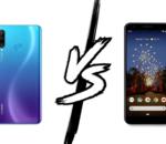 Huawei P30 Lite vs Google Pixel 3a : lequel est le meilleur pour moins de 400 € ?