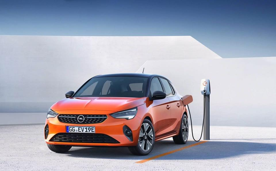 Opel eCorsa