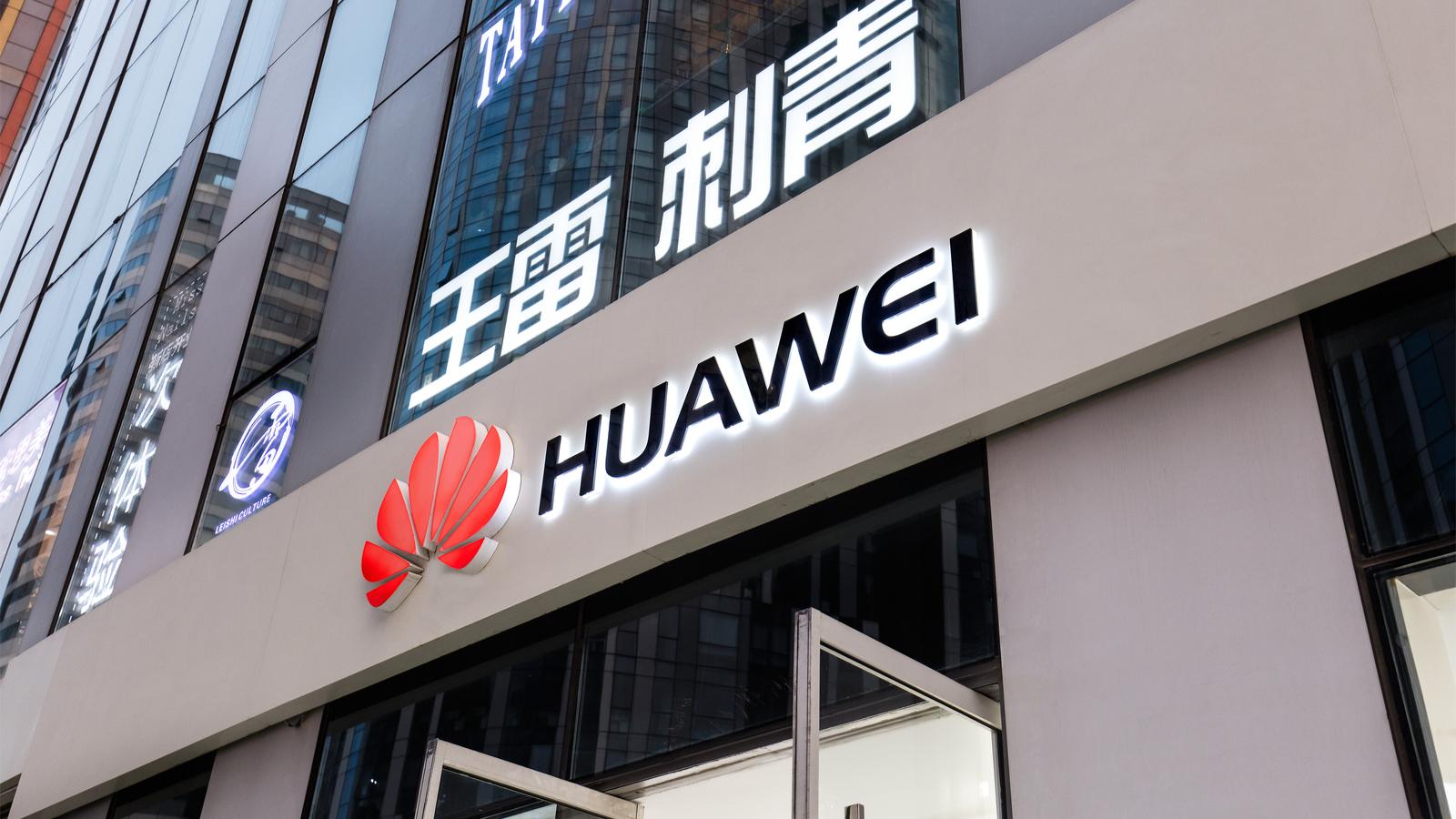 Huawei continue de grossir... malgré les sanctions américaines