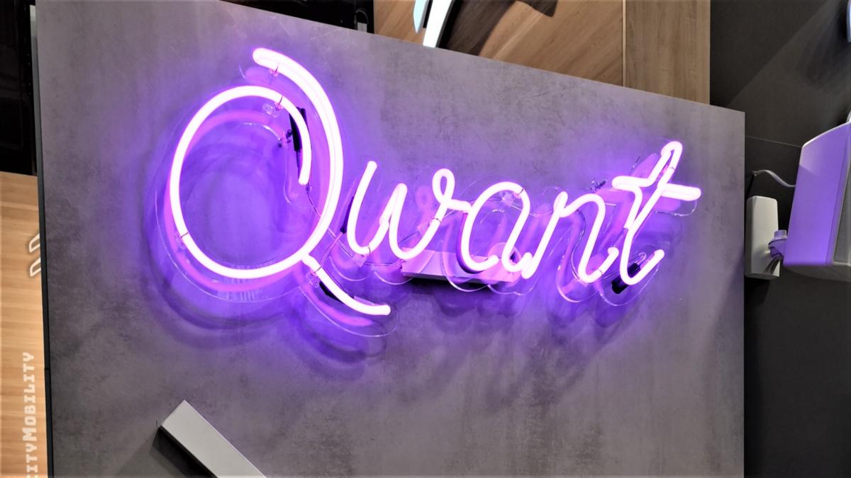 Corner Qwant - VivaTech 2019