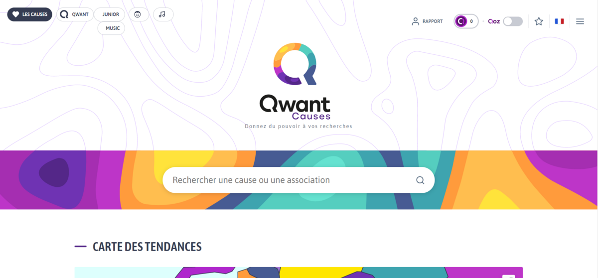 Qwant Causes - page accueil.png