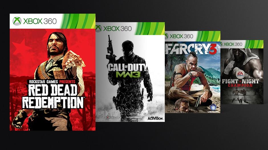 Xbox Soldes