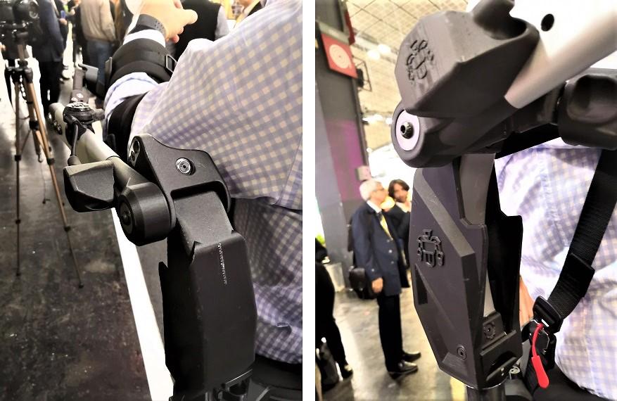 Shiva, l'exosquelette de la SNCF