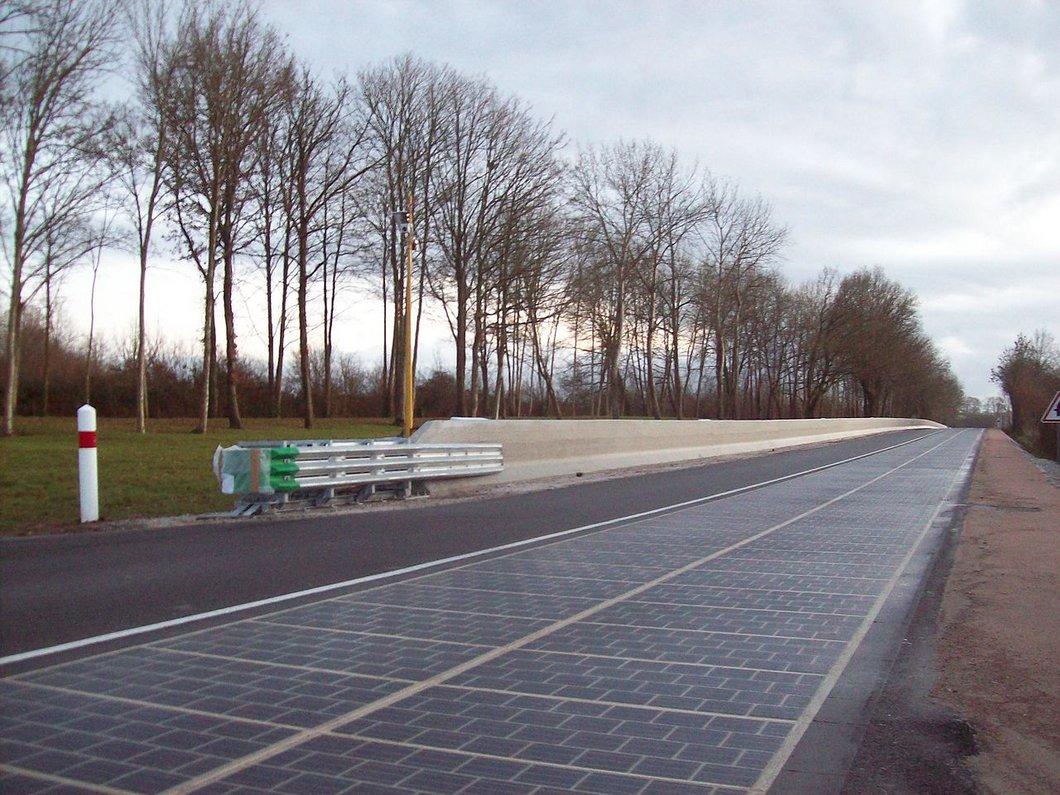 Normandie : la plus grande route solaire du monde est un échec