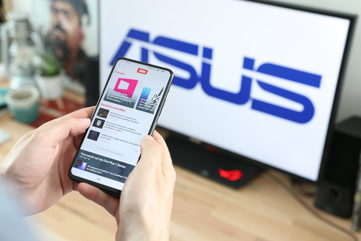 Asus ZenFone 6 test
