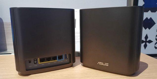 COMPUTEX 2019 - Asus dévoile ses nouveaux routeurs Wi-Fi 6 au design minimaliste