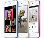 Apple a relancé une version modernisée de son célèbre iPod Touch