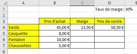 Tableau Excel 1