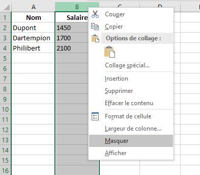 Tableau Excel 9