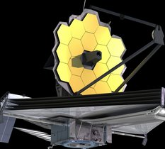 Une nouvelle étape franchie pour le futur téléscope James Webb