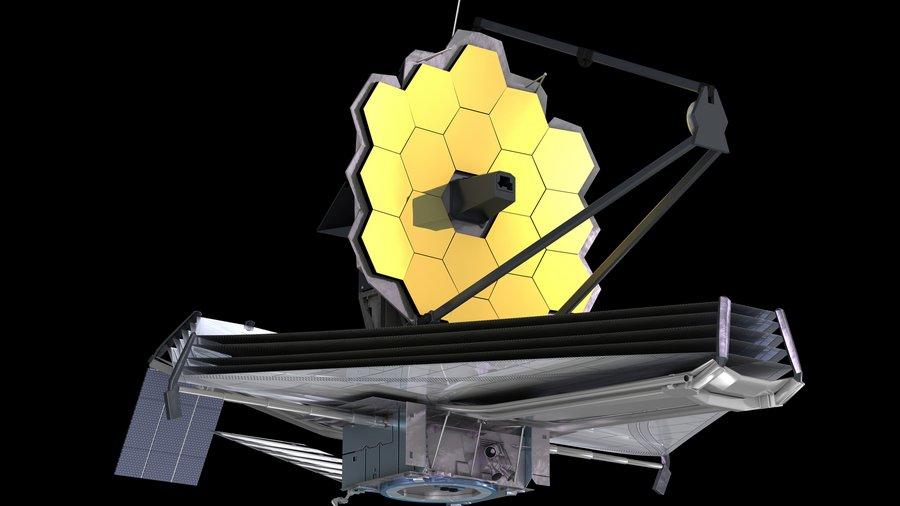 Une nouvelle étape franchie pour le futur téléscope James Webb - Clubic