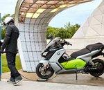 Le scooter électrique BMW C Evolution aurait un toit (à la manière du C1)