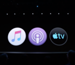 WWDC 2019 : iTunes est mort, vive Apple Music, Podcasts et Apple TV