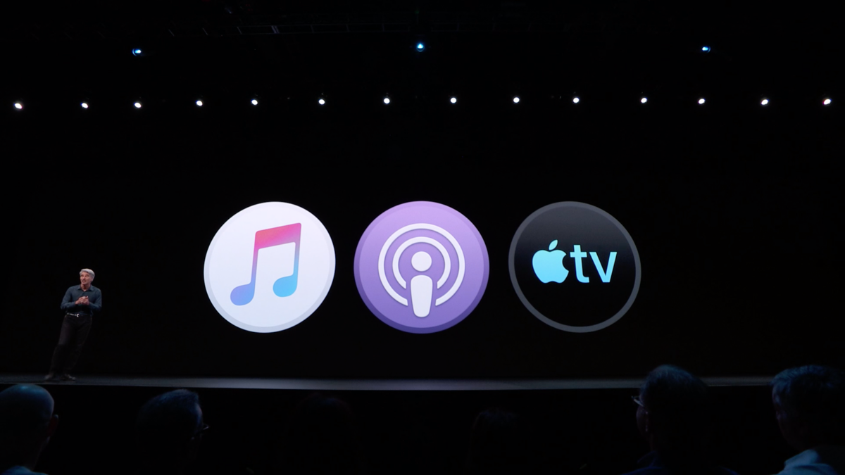Apple Music Podcasts Apple TV