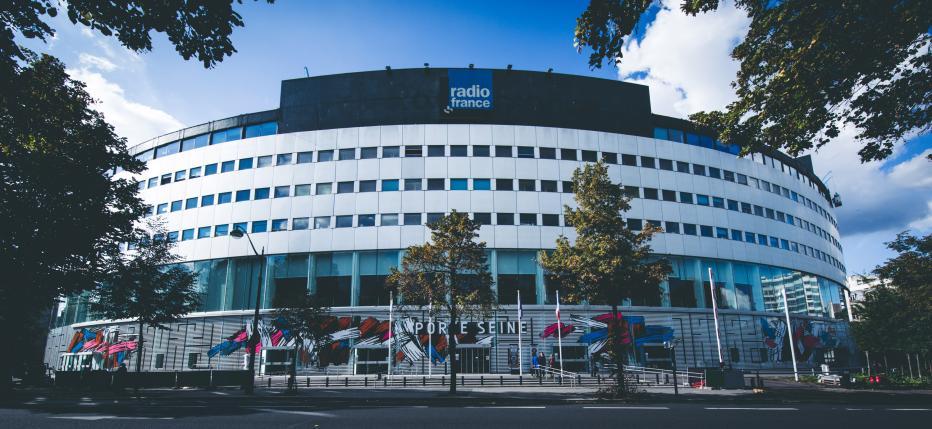 Maison de la radio