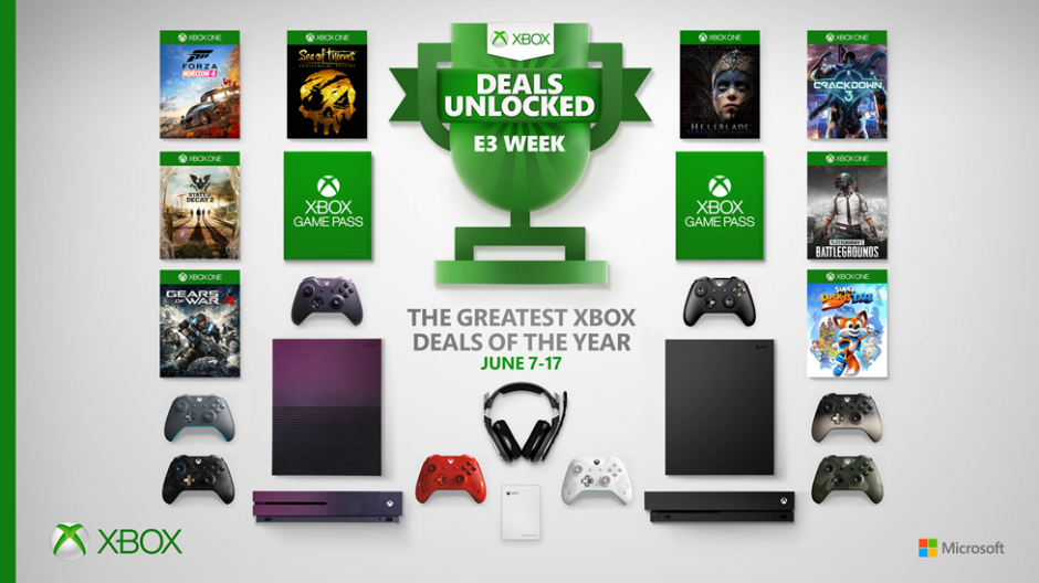 Xbox Deals 2019