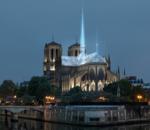 Notre-Dame de Paris : un designer d'Apple Store propose de reconstruire la structure en verre