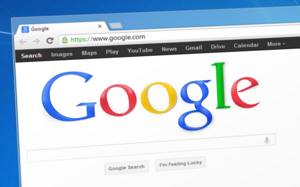 Google Search recherche