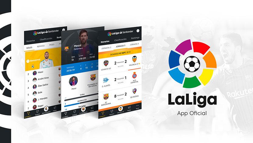 La Liga application
