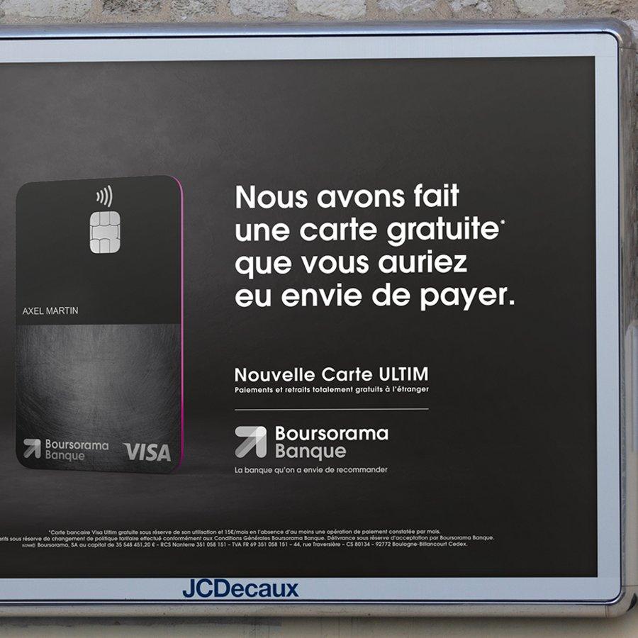 Carte Black Sans Banque.Boursorama S Attaque A N26 En Lancant Ultim Sa Carte