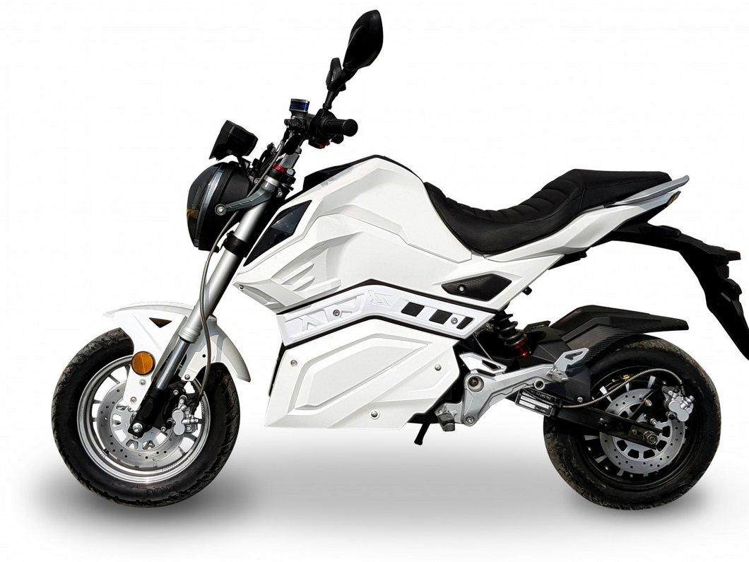L'entreprise française Easy-Watts présente sa moto électrique e-Roadster