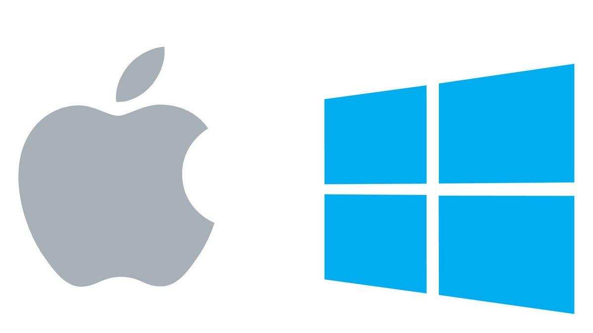 Tuto Windows 10 macos