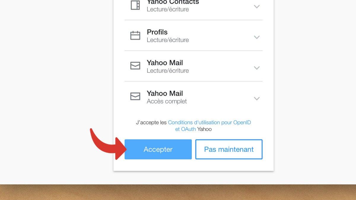 Comment passer de Yahoo à Gmail ?