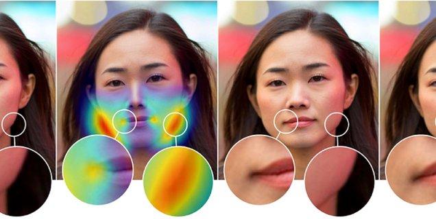 Adobe : un prototype d'IA capable de détecter les visages photoshopés