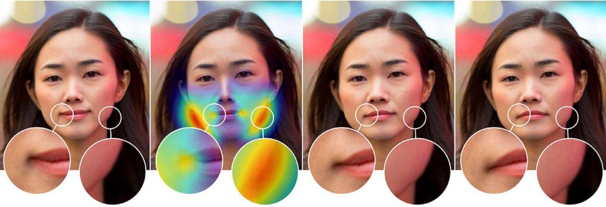 Adobe IA facial recognition