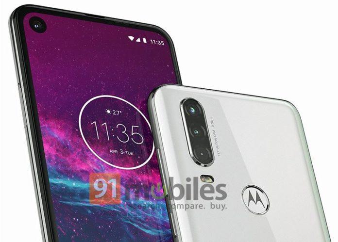 Motorola One Action 1