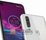 Le Motorola One Action fuite : triple module photo, écran 21/9 et SoC Exynos à prévoir