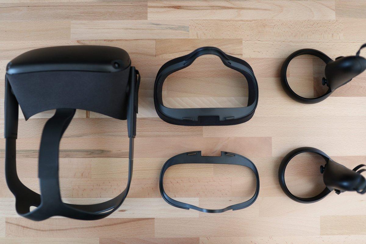 Oculus Quest test