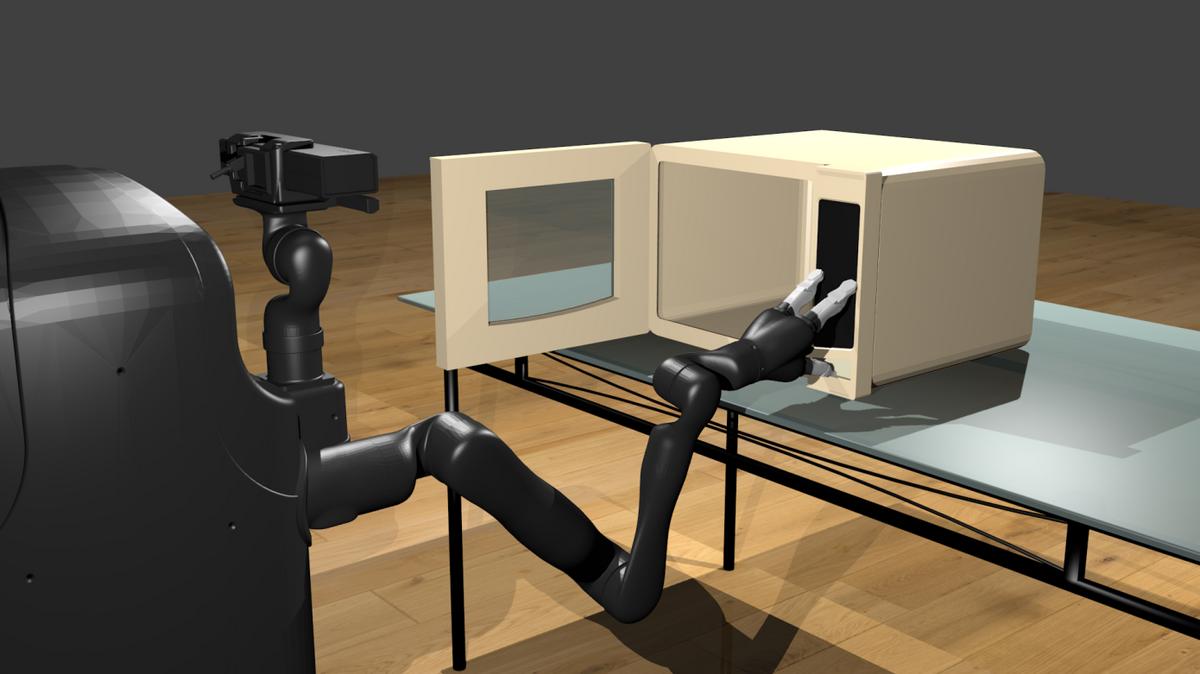 PartNet Robot 3D