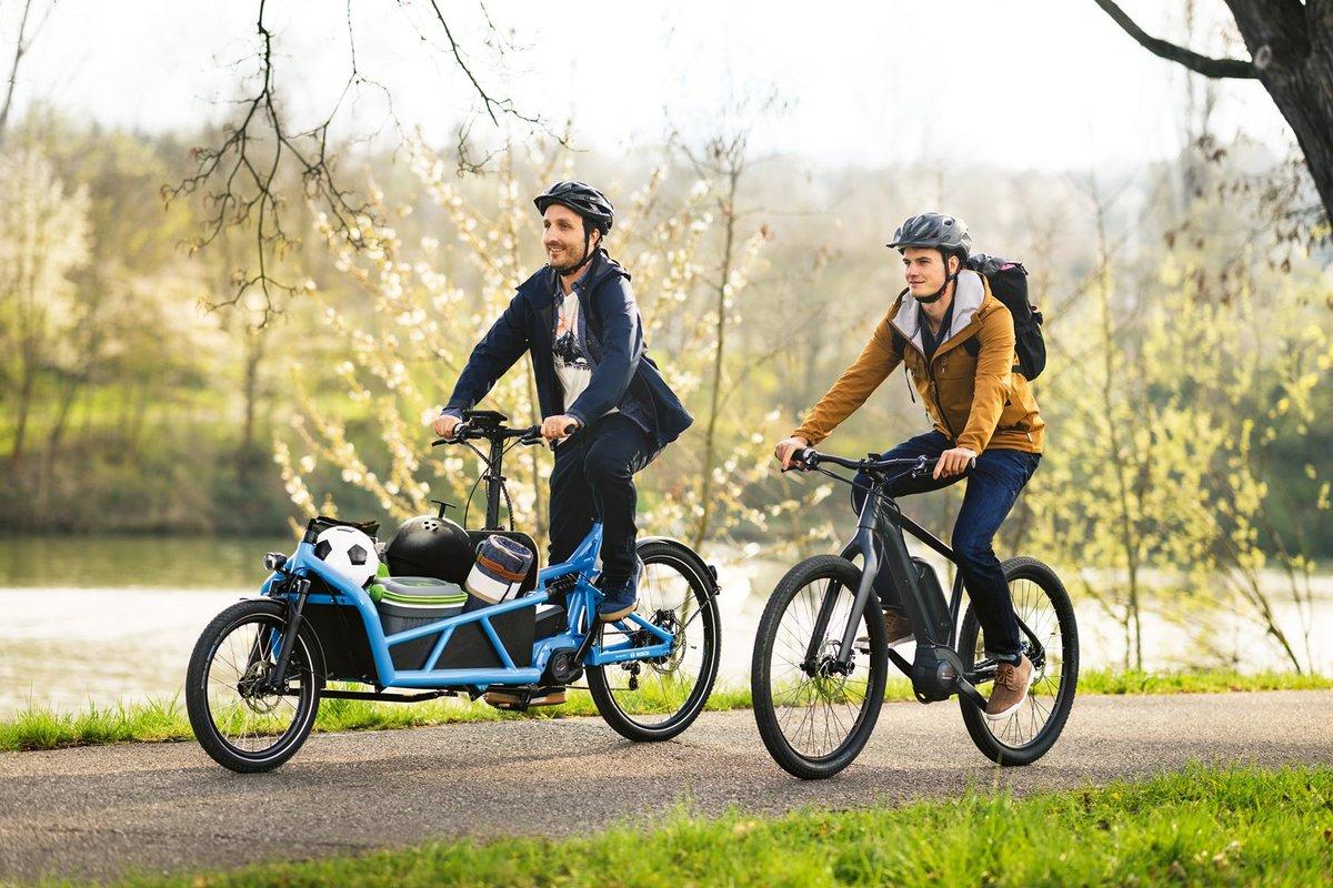 Vélo électrique Bosch cargo